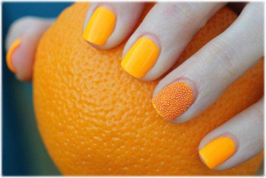 Яркие ногти за 15 минут. Дизайн ногтей с пошаговым