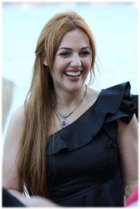 Турецкая причёска фото