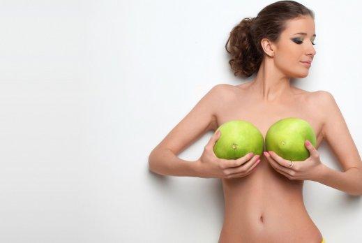увеличить грудь с помощью крема