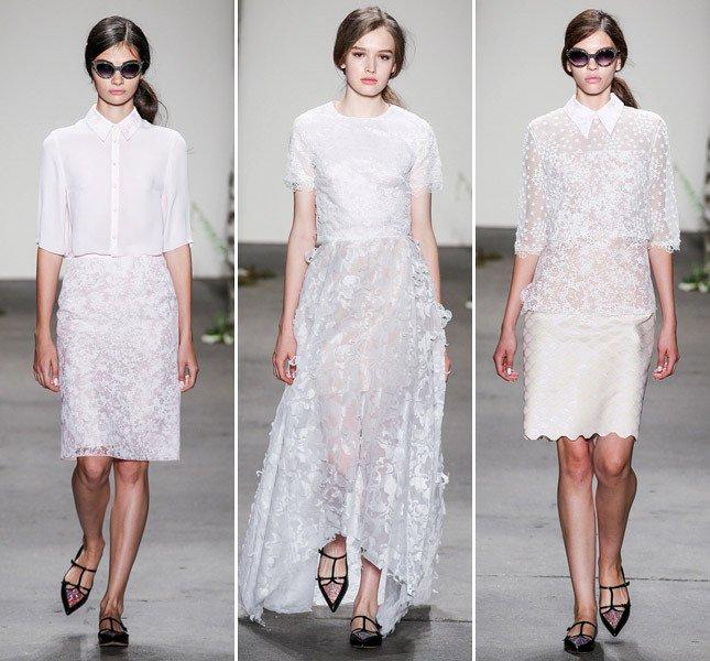 0f5015814c6 Романтичные белые платья 2014 19771