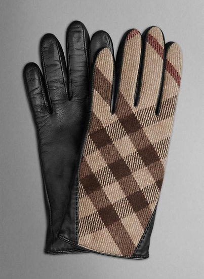Перчатки Burberry 3de55f0875e