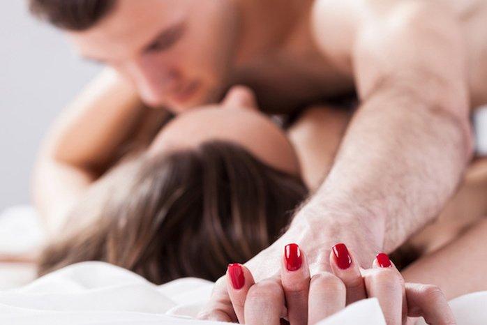 Мужщины и женщины во время секса